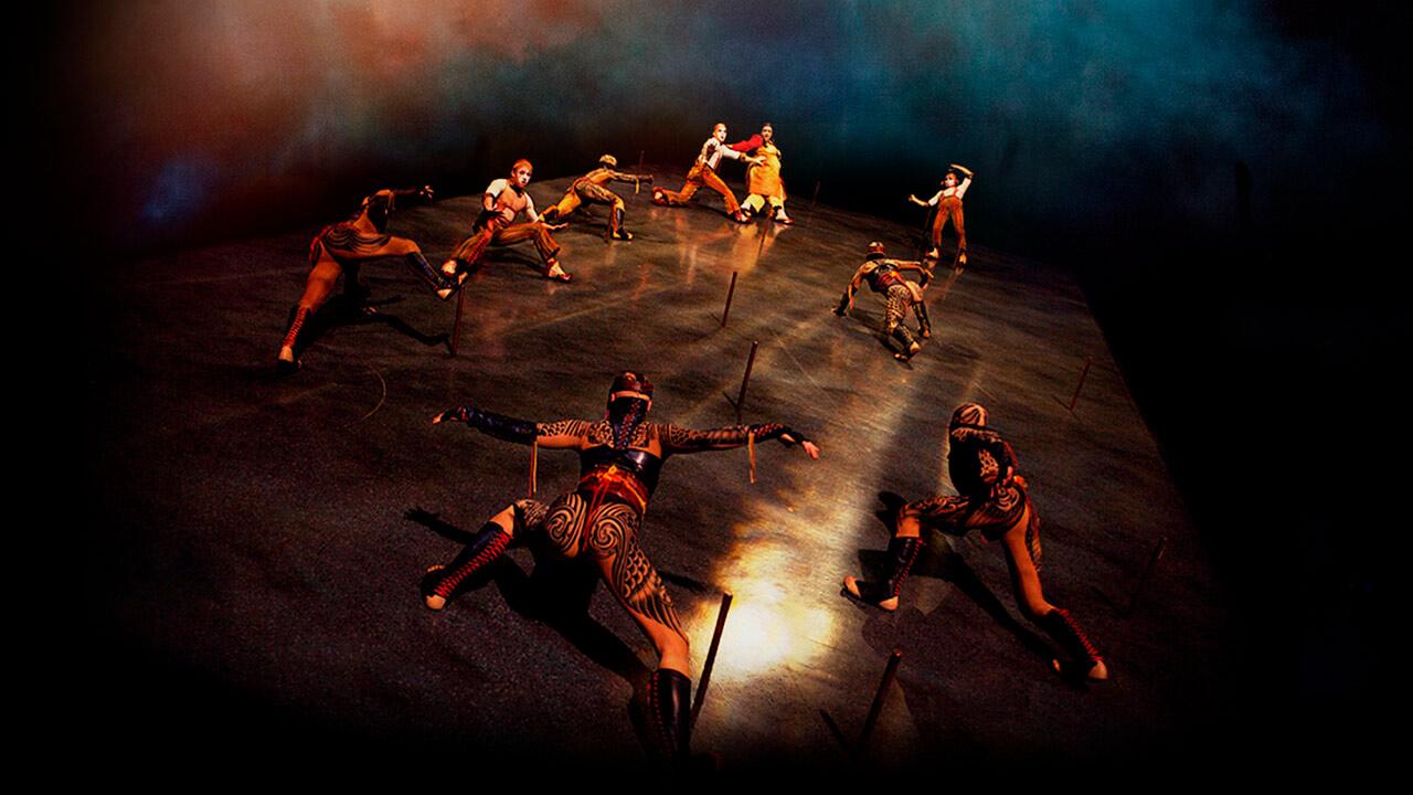 KA - Cirque du Soleil show