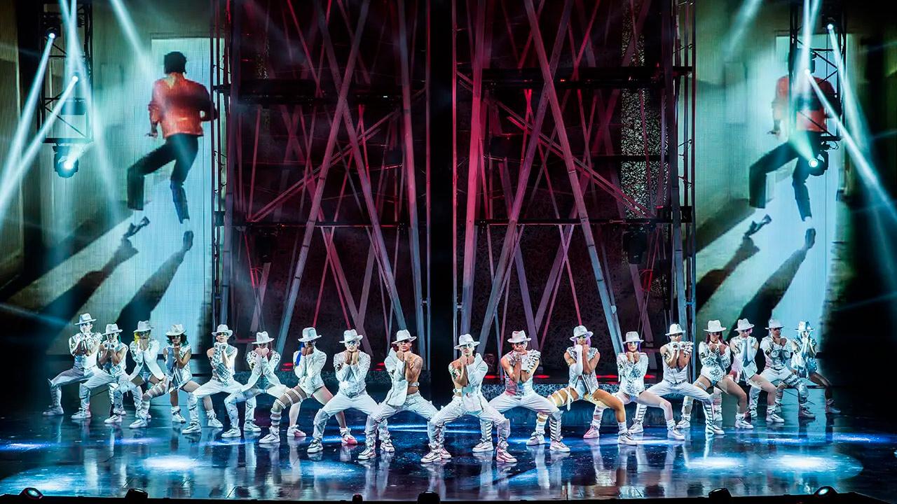 Michael Jackson, show, las vegas, KA, Cirque du soleil