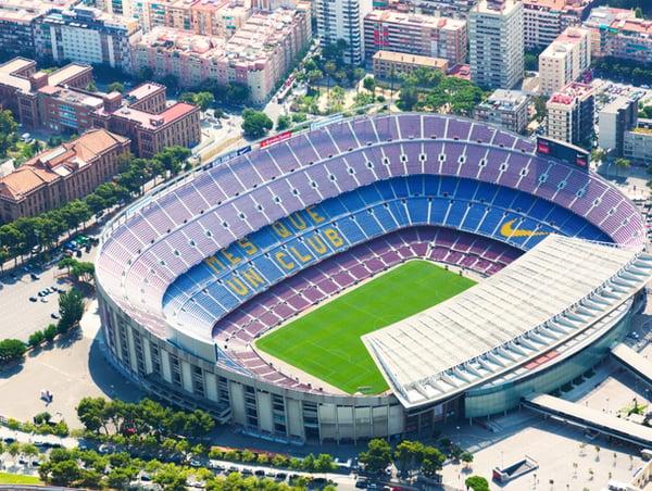 FC Barcelona stadio