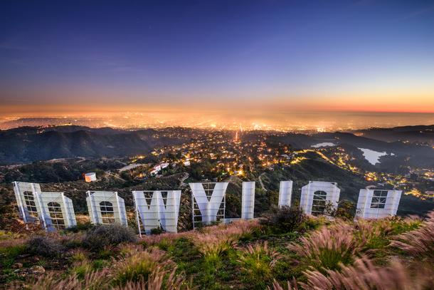 Hollywood LA 610x407