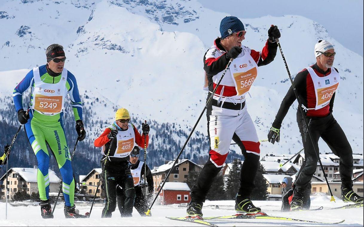 Engadin skimaraton, maxpulse
