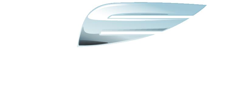 Expert Reiser med hvit skrift