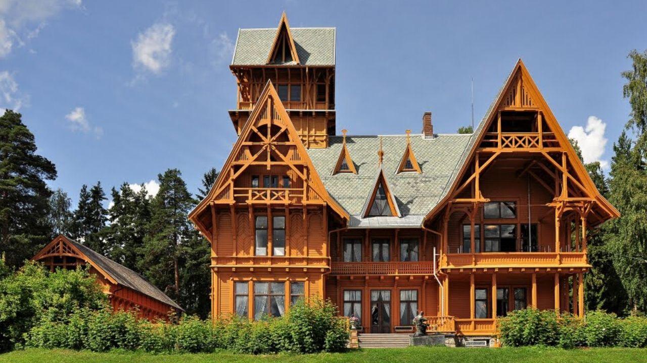Villa Fridheim, Noresund