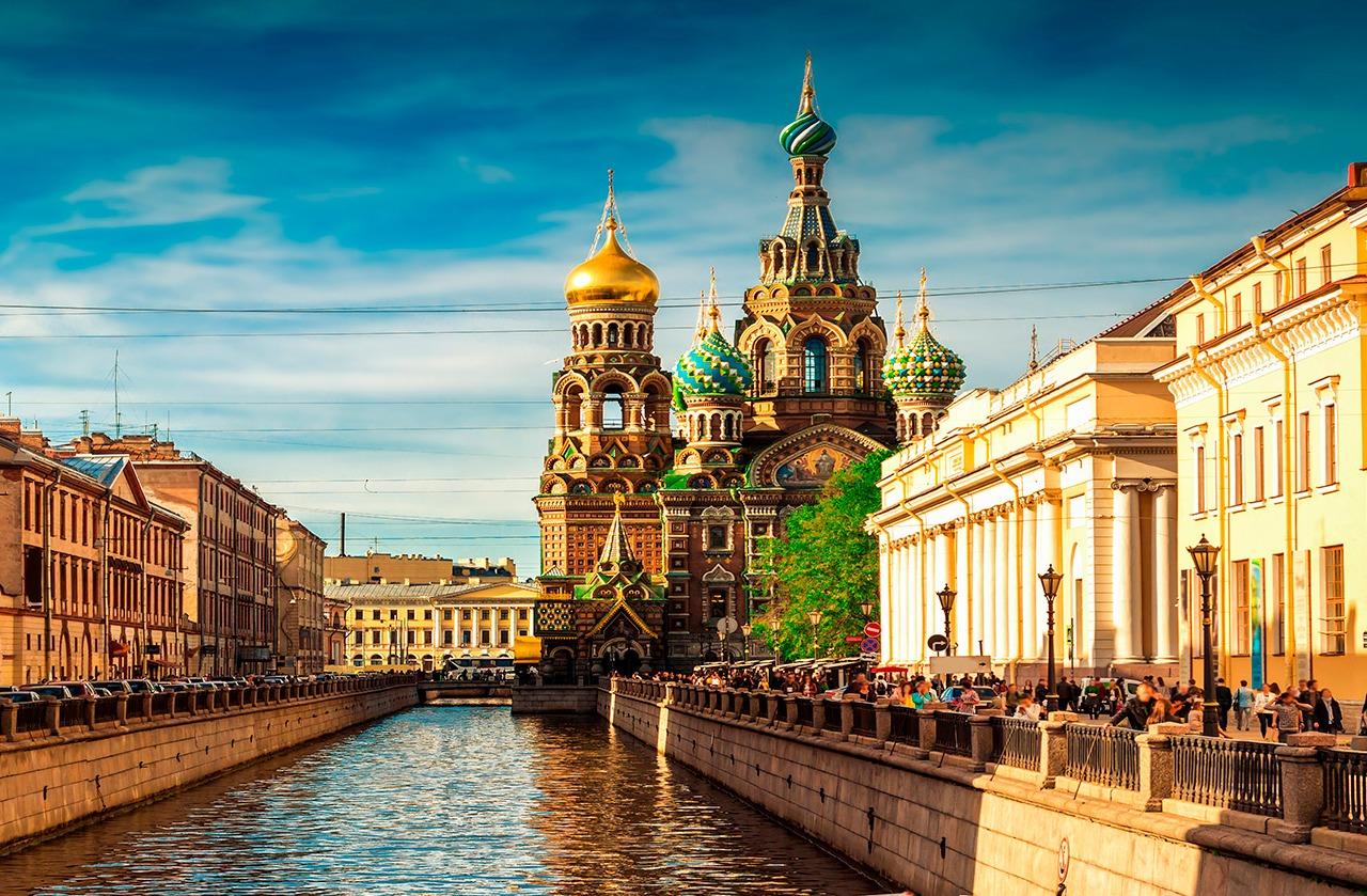 St- Petersburg