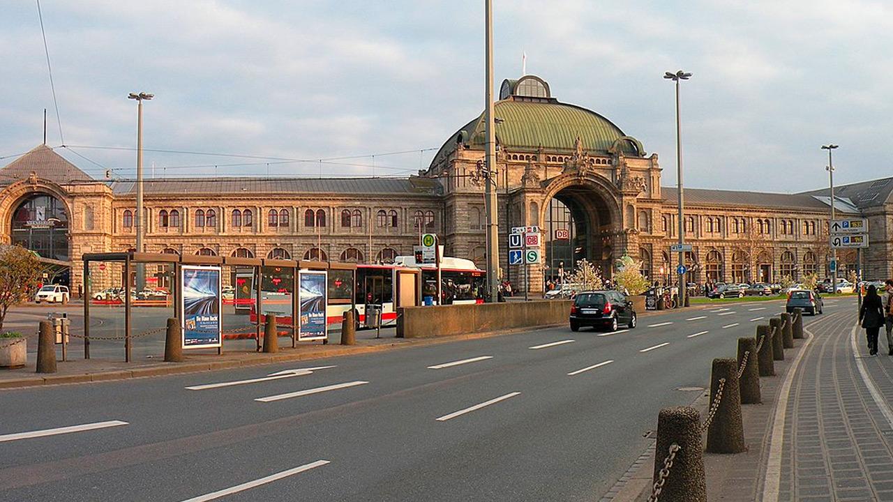 Nurnberg, Chillventa, Deutscher Kaiser, Tyskland, sentralstasjon