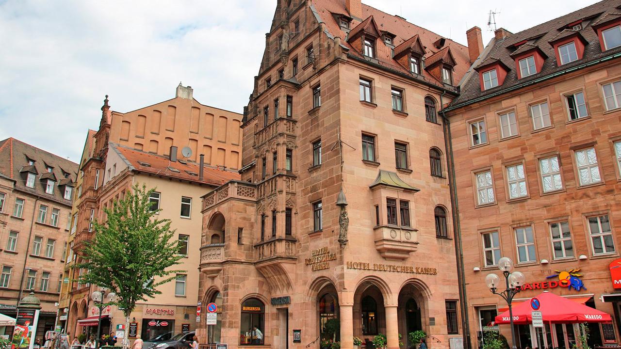 Nurnberg, Chillventa, Deutscher Kaiser, Tyskland