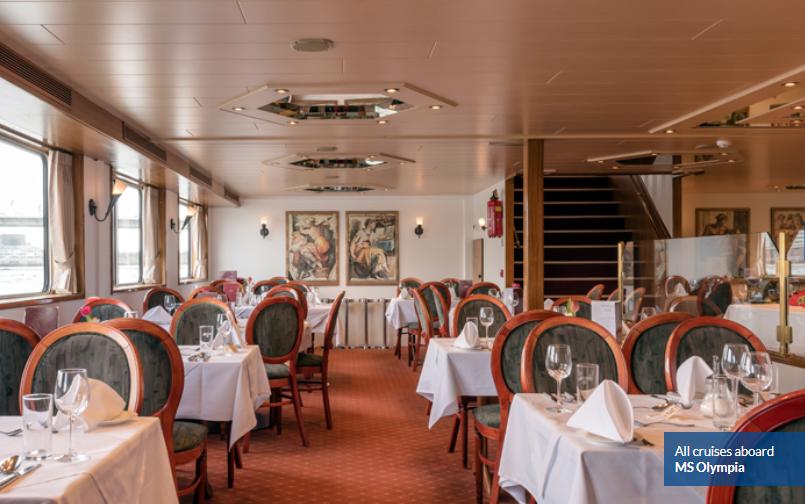 MS_Olympus,_Restaurant