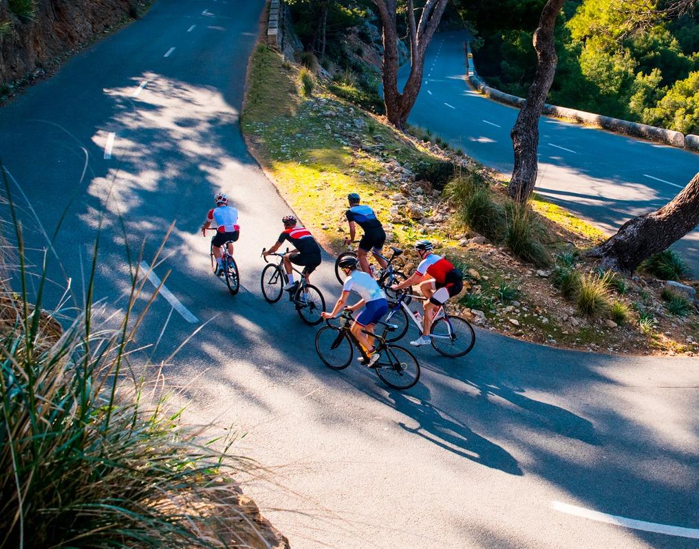 Mallorca, sykkel, sykkeltur, Dalsheim, Fatnes, Rådberg
