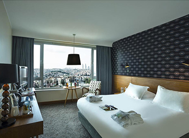 Marmara Pera hotel 4stjerner