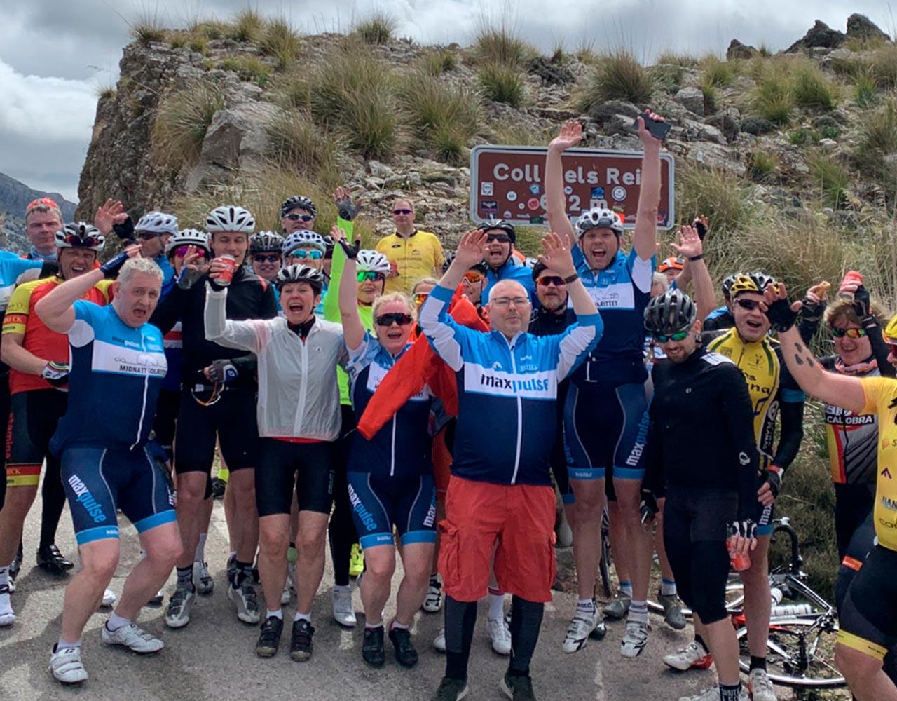Sykkeltur på Mallorca, reise, sykkeltur, maxpulse, ferie