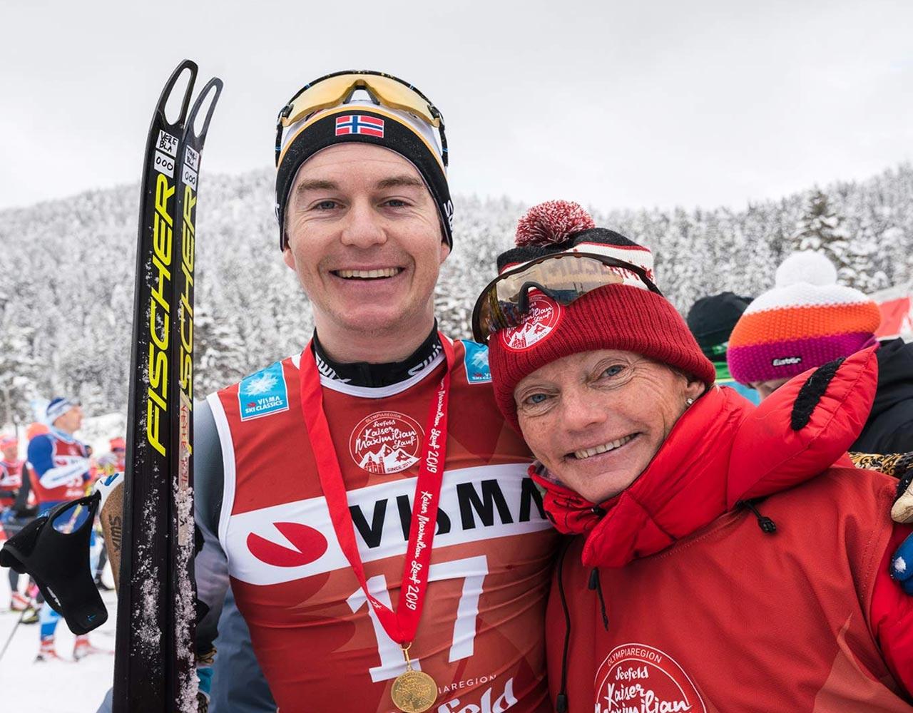 Vetle, Anette Bø, maxpulse, ski-vm, seefeld