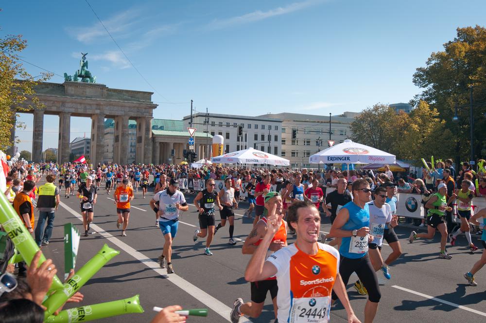 Berlin Maraton, løp, kondis