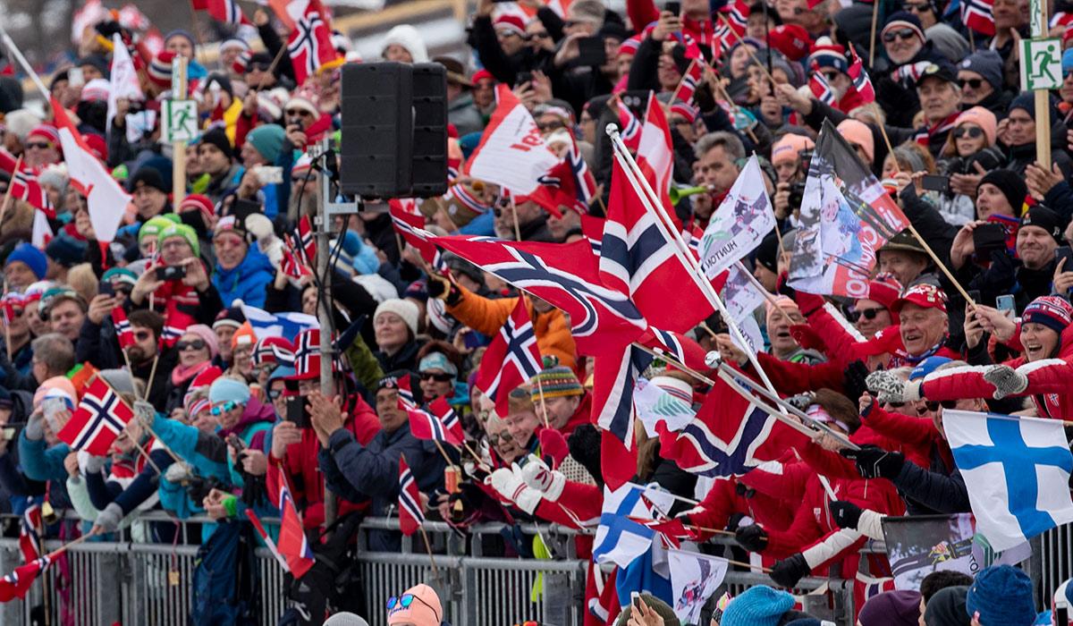 Ski-VM 2021 i Oberstdorf, ski, langrenn, VM, Ski-VM, Maxpulse, publikumstur, gruppetur, stadion, publikum