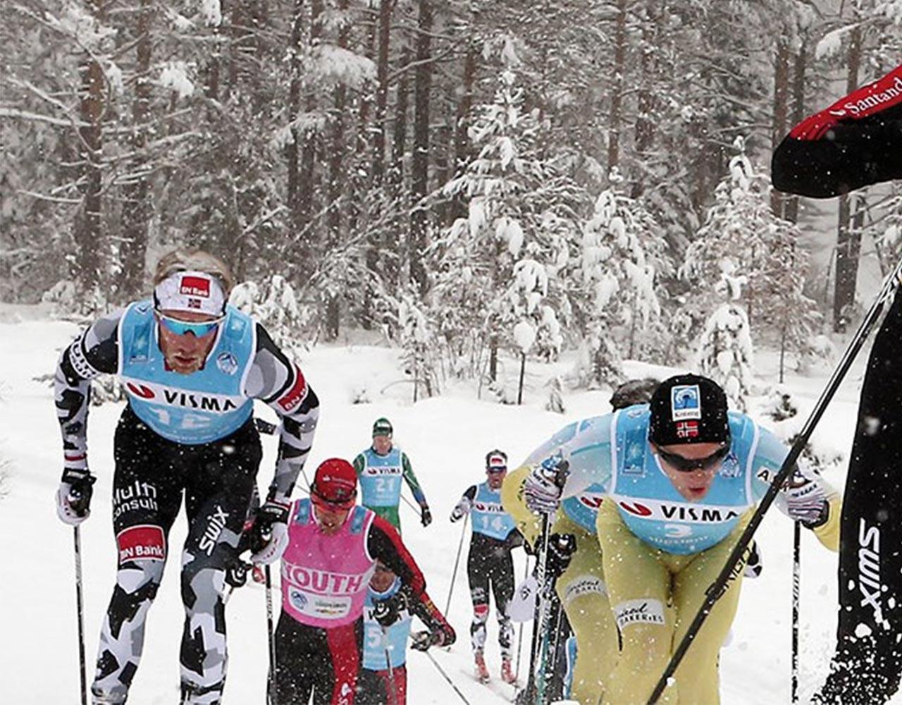 Cortina-dobbiaco, maxpulse, skirenn, ski, reise