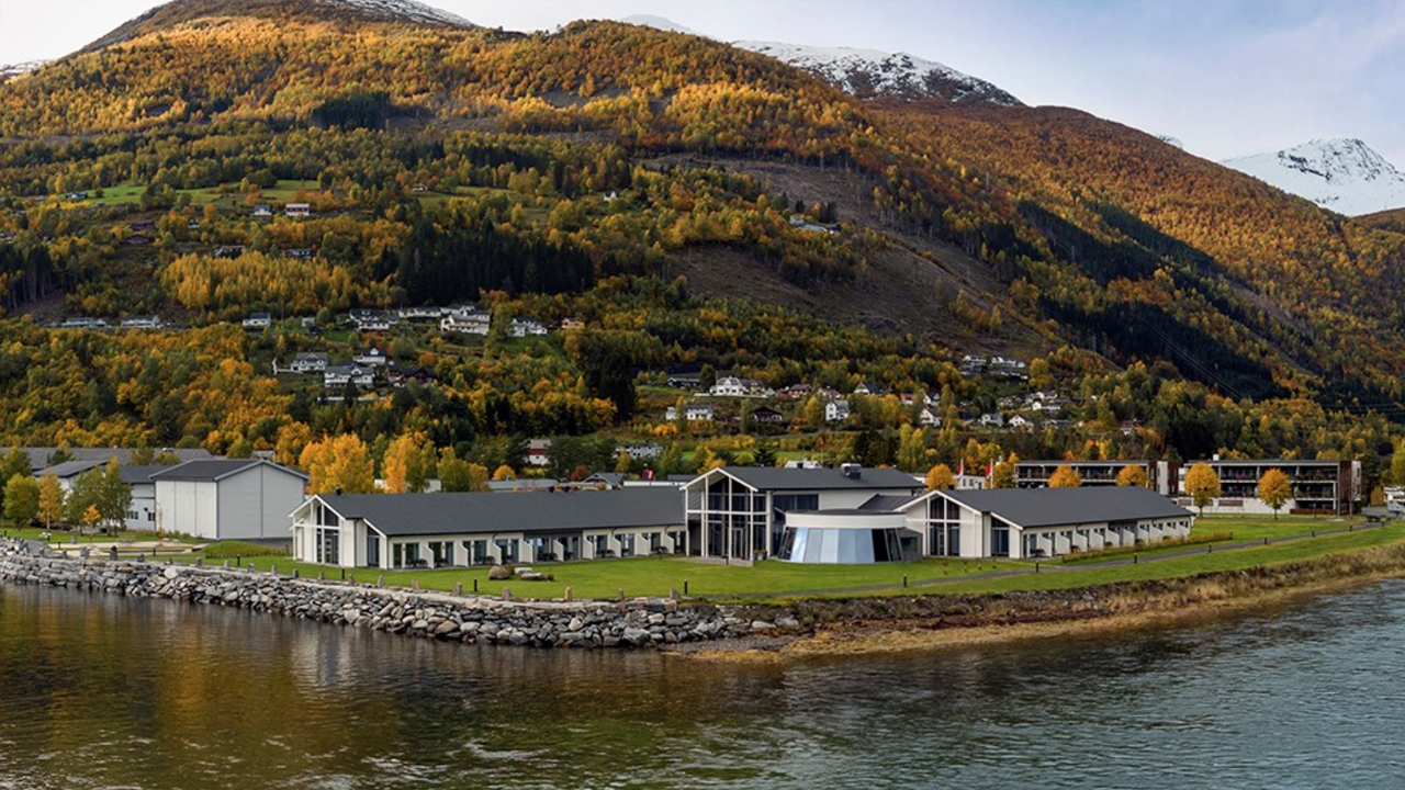 Valldal fjordhotell, frøy