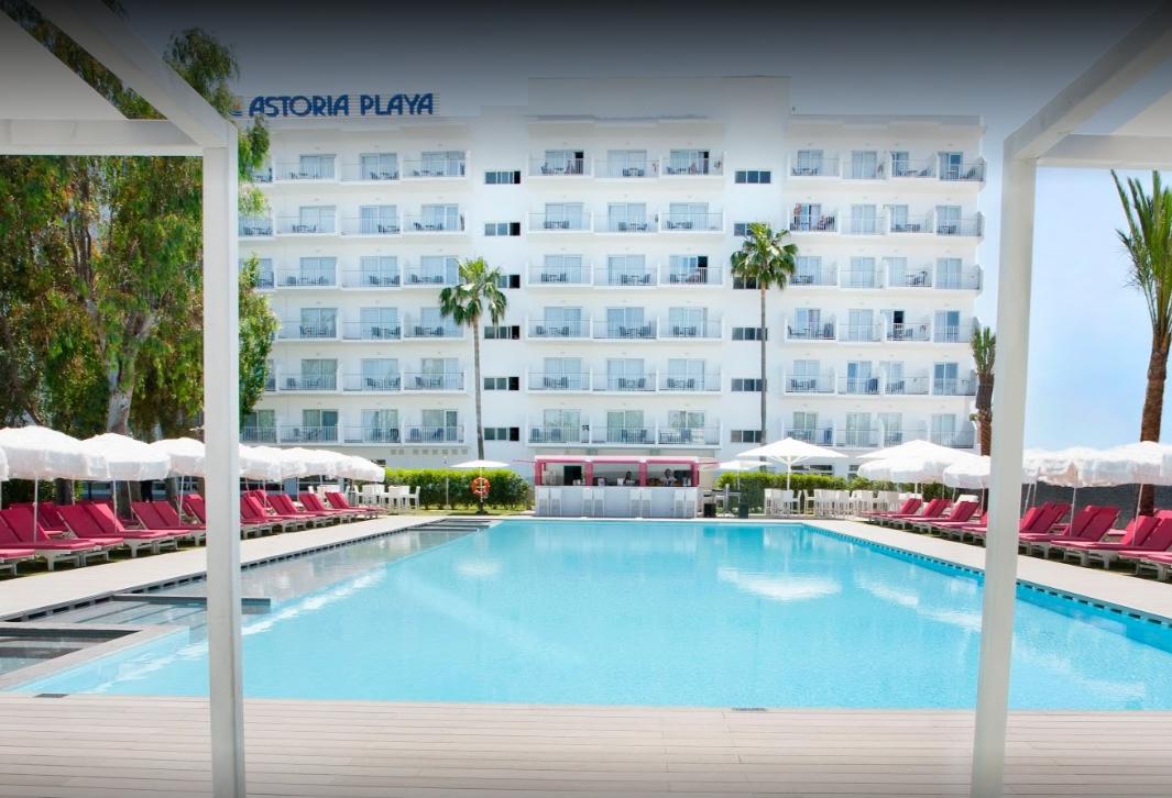 Hotell_Playa_Astoria,_Mallorca,_Sykkecamp,_Sykkeltur,_sykkel,_Maxpulse,_fellesreise,_Treningscamp,_sykkel_på_mallorca
