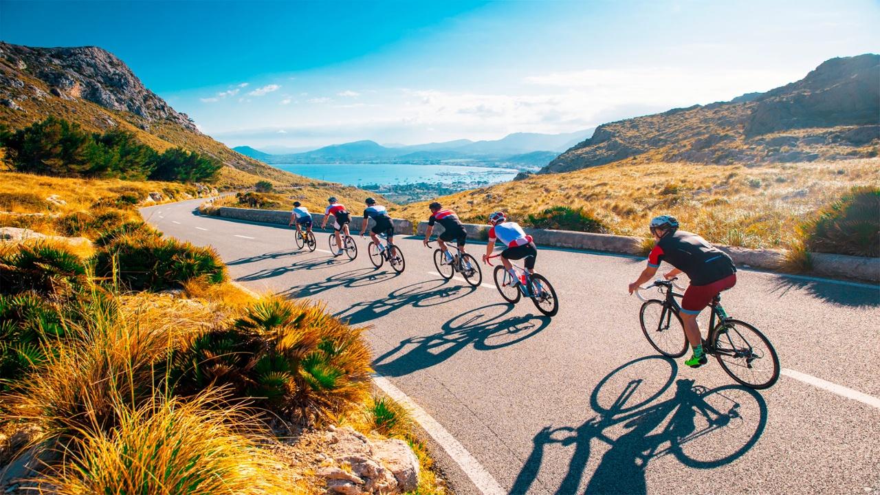 Mallorca, sykkelcamp, maxpulse, sykkelcamp på maxpulse, expert reiser, gruppetur, sport, aktiv ferie, aktiv reise-1