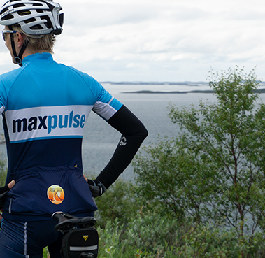 Team Maxpulse, sykkel