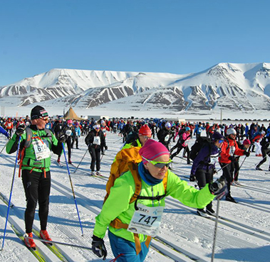 Svaldbard skimaraton