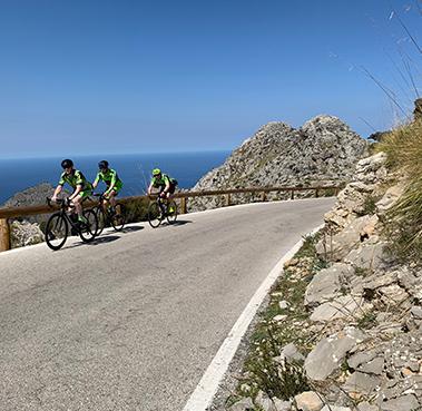 Sykkel Mallorca