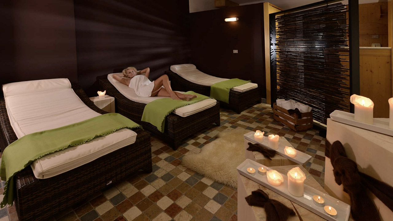 Canazei, rom, hotel andreas, treningsreise, anette, spa