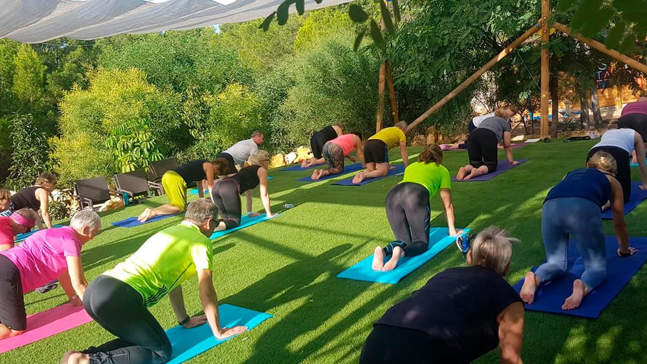 Energi boost, alicante, treningsreise, gro, tøying