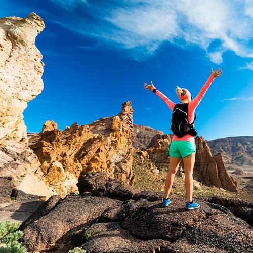 Treningsglede på Tenerife, treningsreise