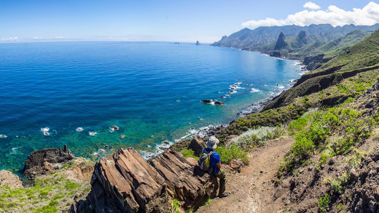 Treningsglede, Tenerife, treningsreise, hav