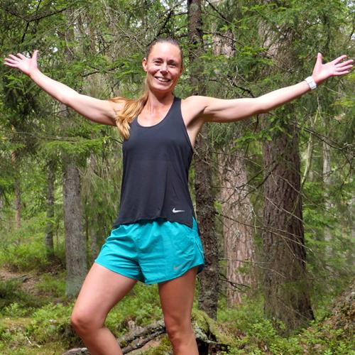 Kristin, rosebø, treningsreise