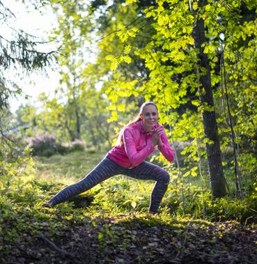 Kristin, treningsreise, tur, forside bilde