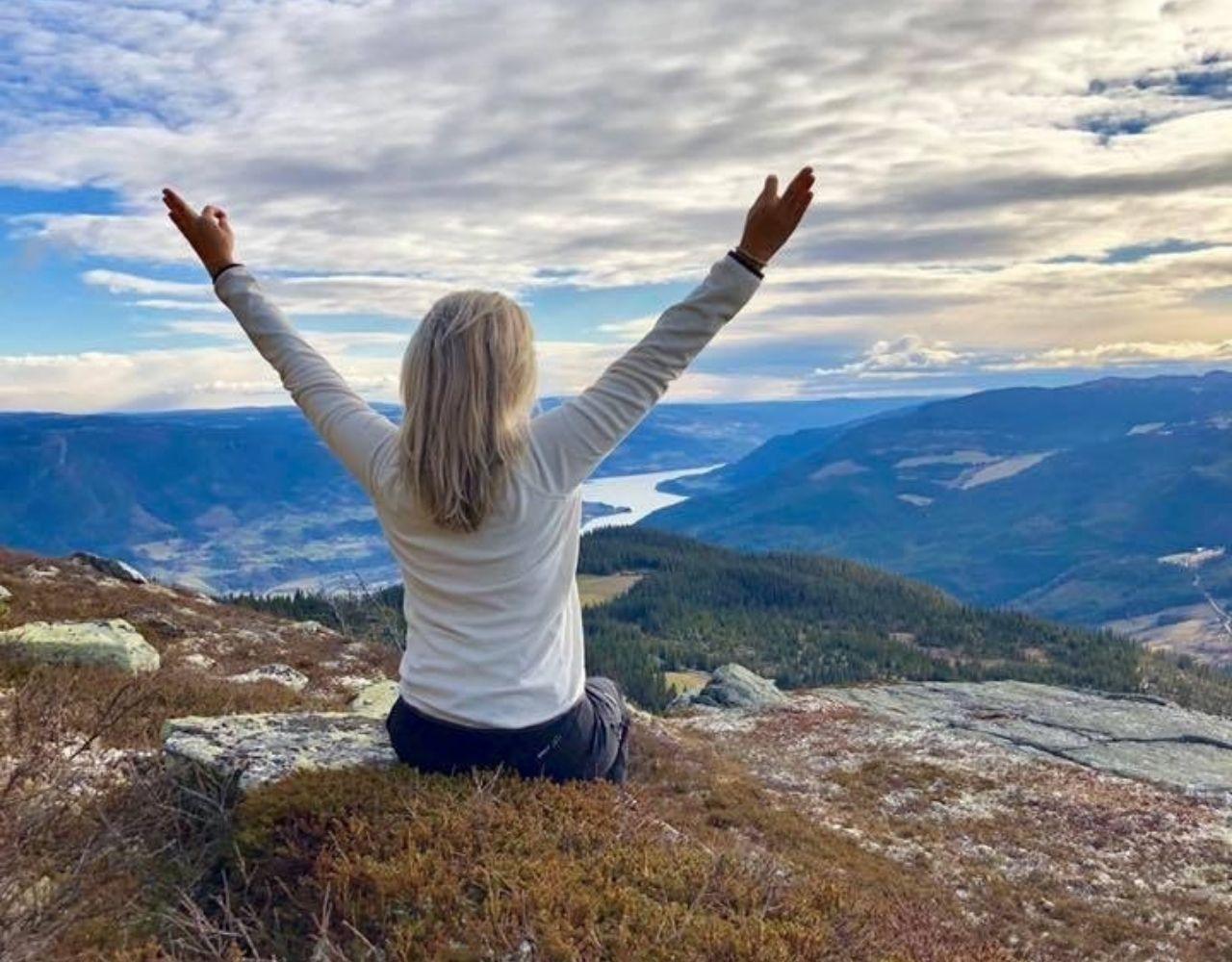 Yoga Finnskogtoppen maxpulse