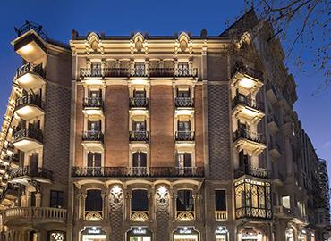 monumentum 5stjerner Barcelona